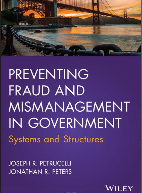 Preventing fraud and mismanagement